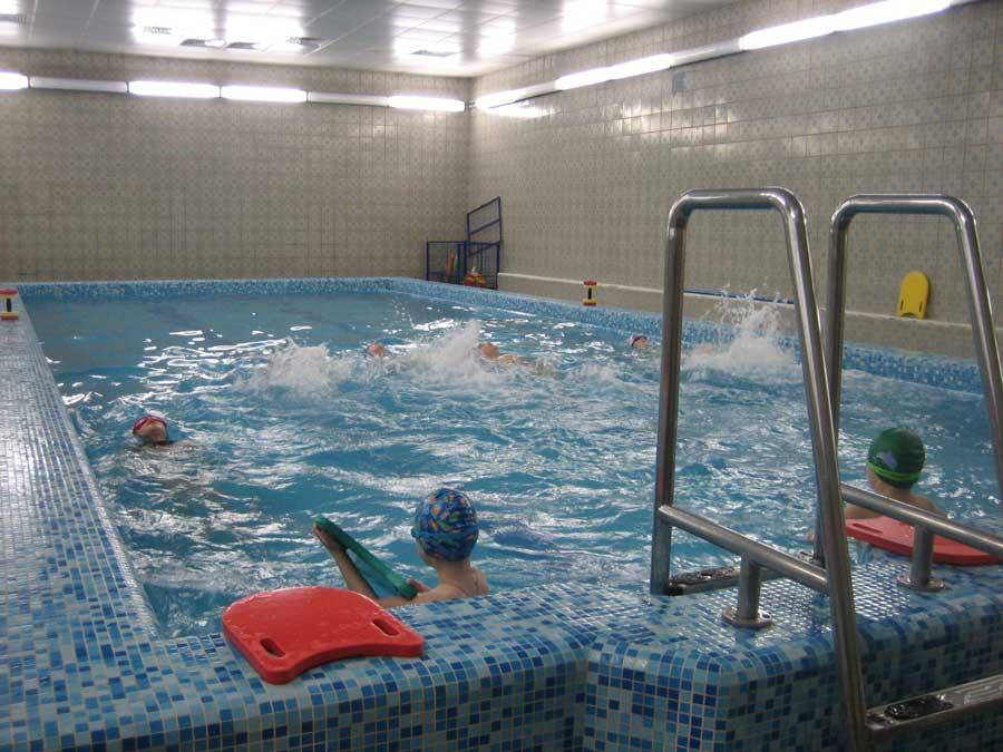 Справка в бассейн в поликлинике Москва Хамовники