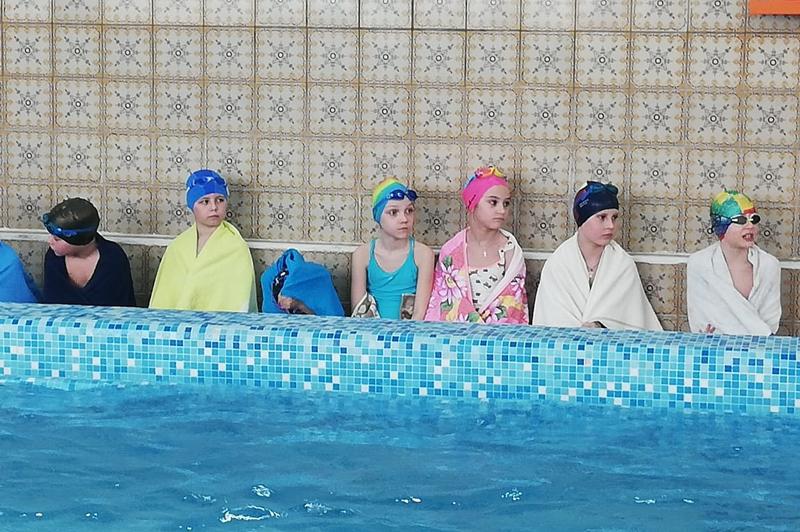 Справка в бассейн Можайск центр